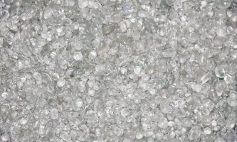 Fireplace/Fire pit crushed decorative colored glass chippings